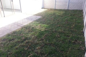 All Roxy Lane units have a small private garden