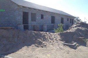 Roxy Lane townhouse units during its development phase