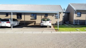 Secure 2 Bed Townhouse with Modern Finishes