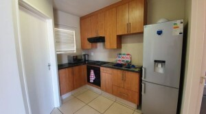 One bedroom flat in a popular complex in Gonubie