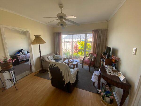 Unique – retirement – corner property in a secure complex